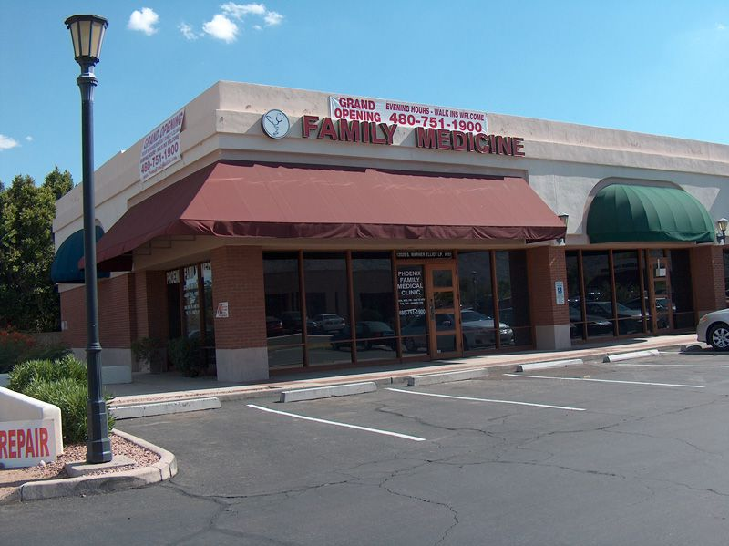 Walk in Clinic in Ahwatukee, AZ: Family Medical for East Valley